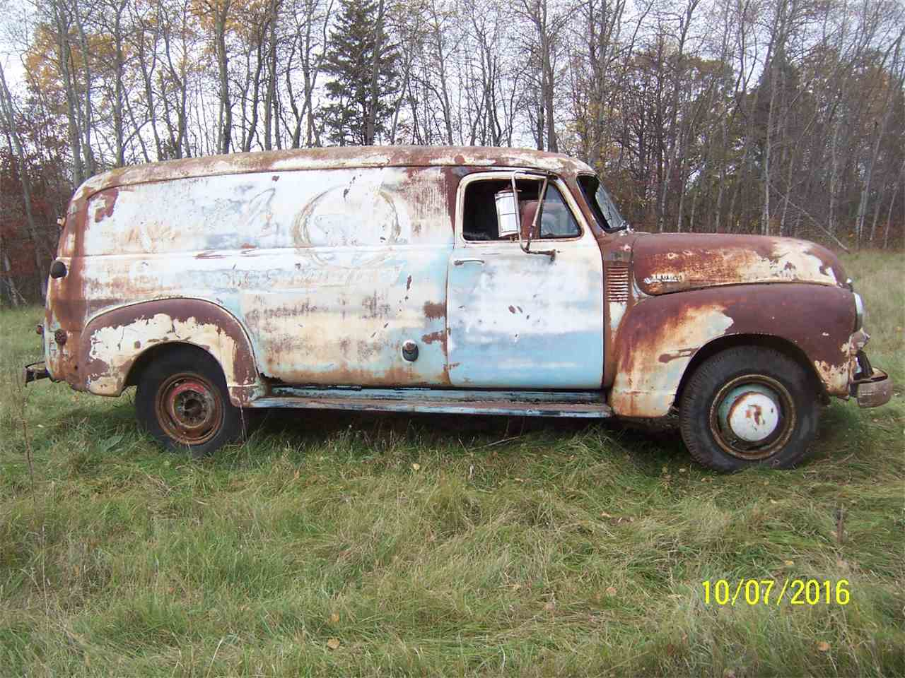 Large Picture of Classic 1954 Chevrolet Panel Truck - JIKE