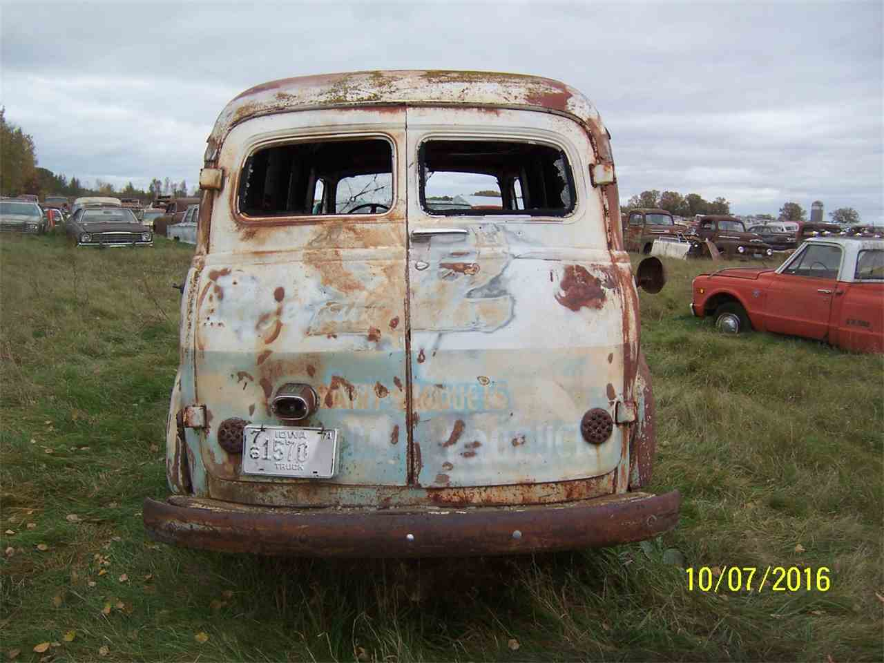 Large Picture of '54 Panel Truck - $2,500.00 - JIKE