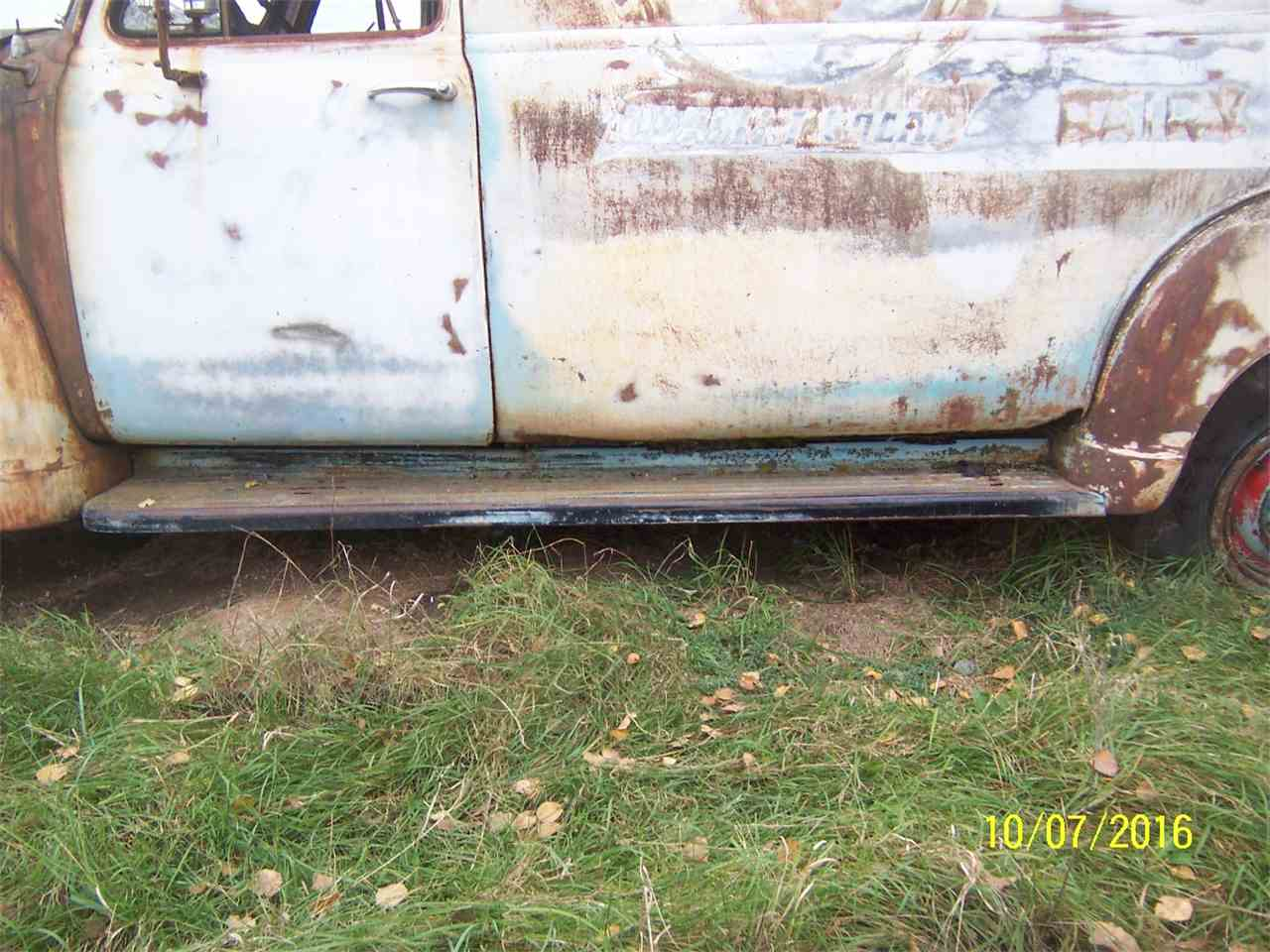 Large Picture of Classic 1954 Chevrolet Panel Truck located in Minnesota - JIKE