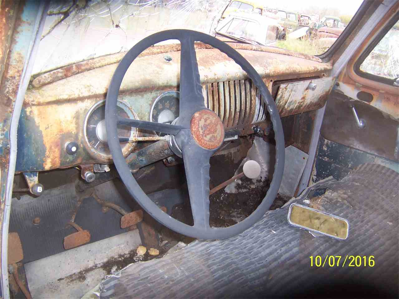 Large Picture of Classic 1954 Chevrolet Panel Truck located in Parkers Prairie Minnesota Offered by Dan's Old Cars - JIKE