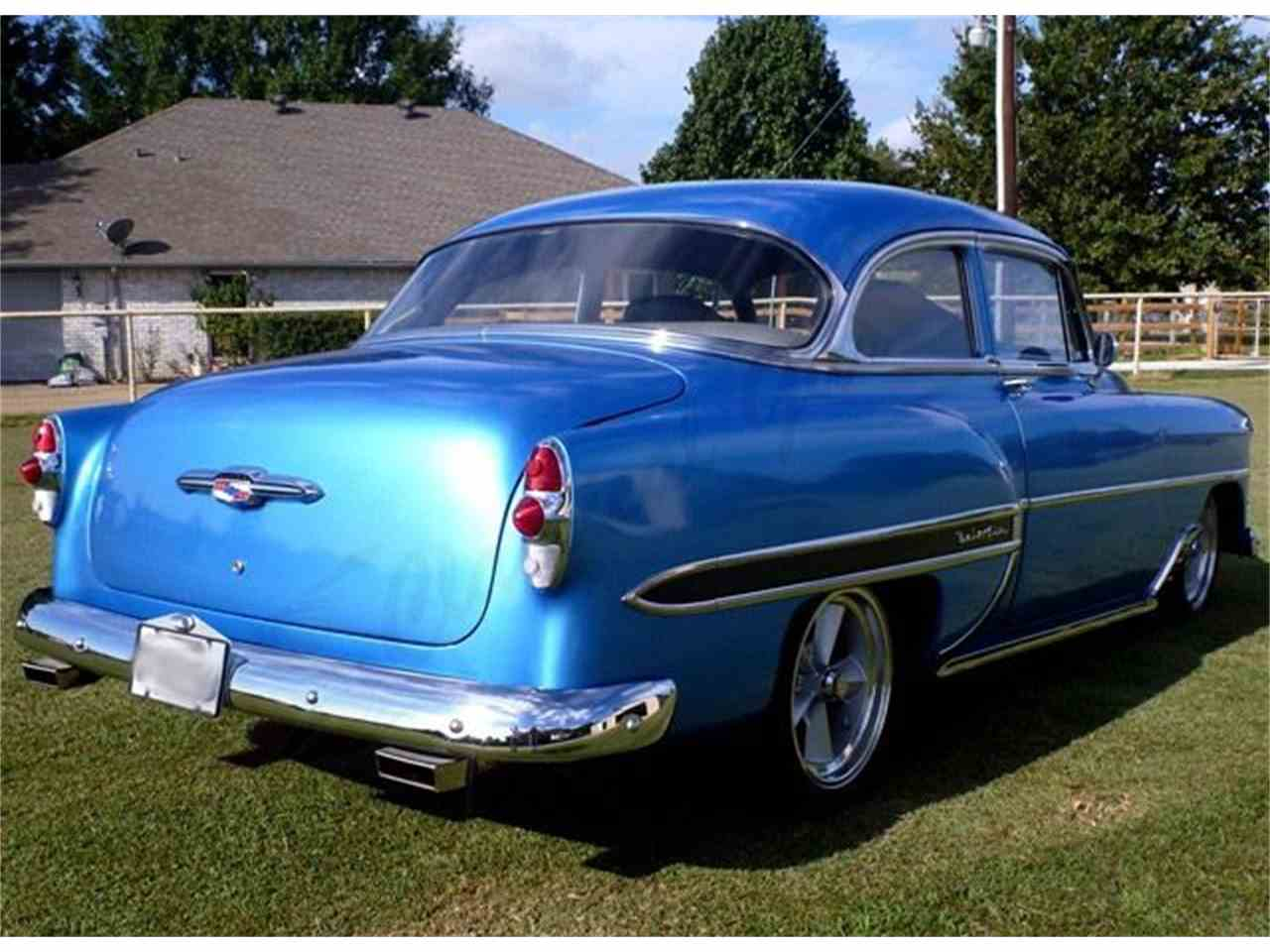 Large Picture of '53 Bel Air - JM8D