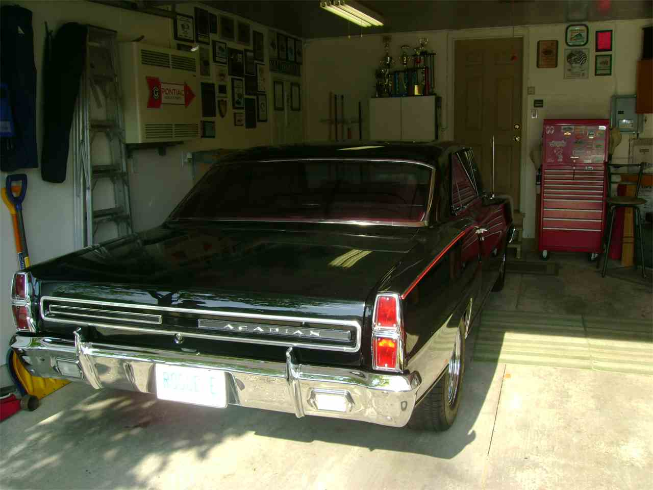 Large Picture of '66 Acadian - JIKH