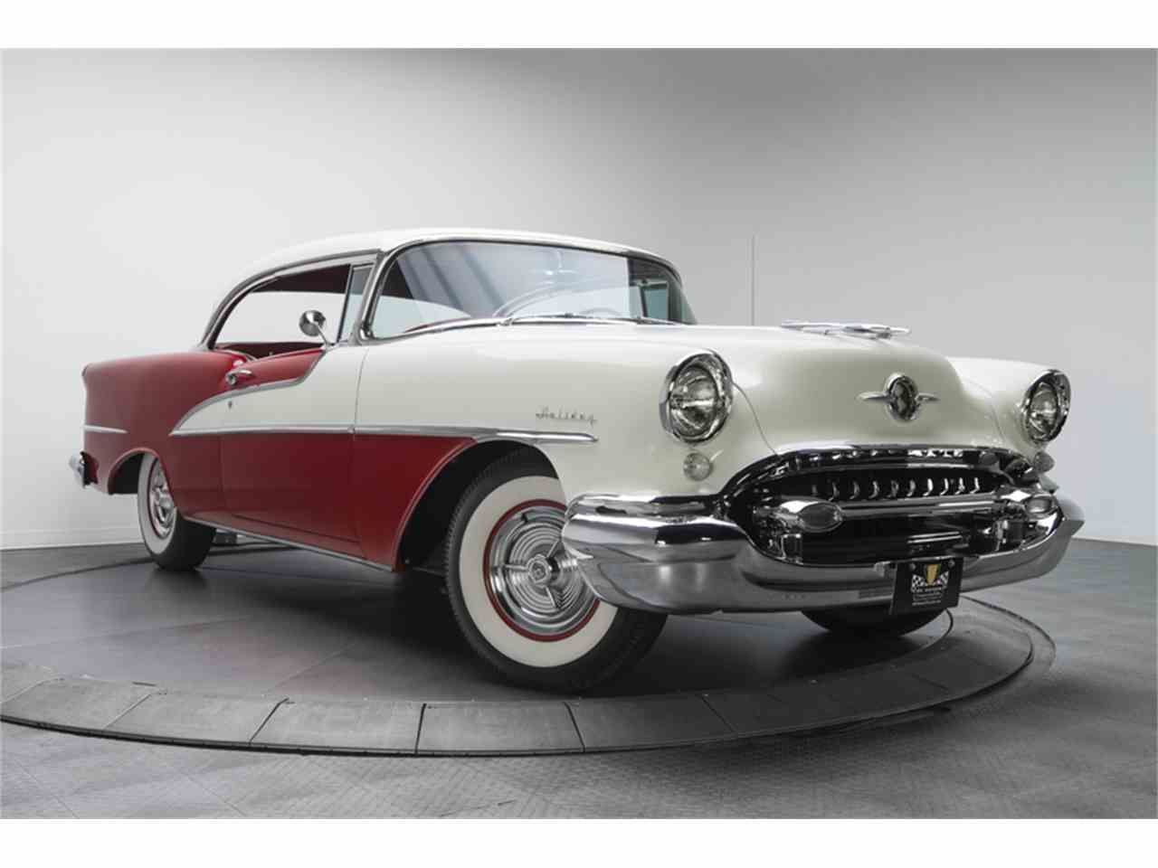 Large Picture of 1955 98 located in Charlotte North Carolina - $49,900.00 Offered by RK Motors Charlotte - JM8T