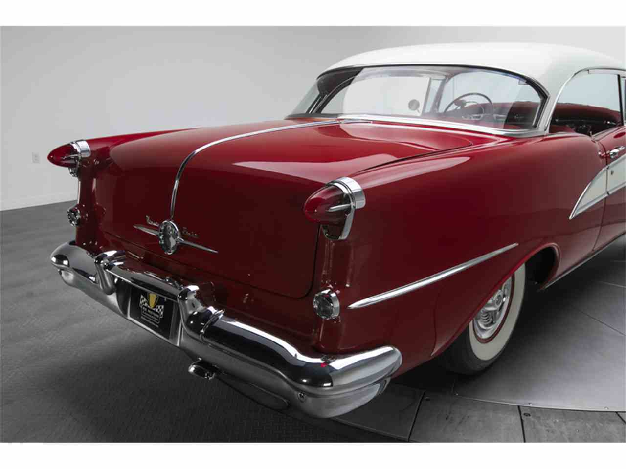 Large Picture of 1955 Oldsmobile 98 - $49,900.00 Offered by RK Motors Charlotte - JM8T