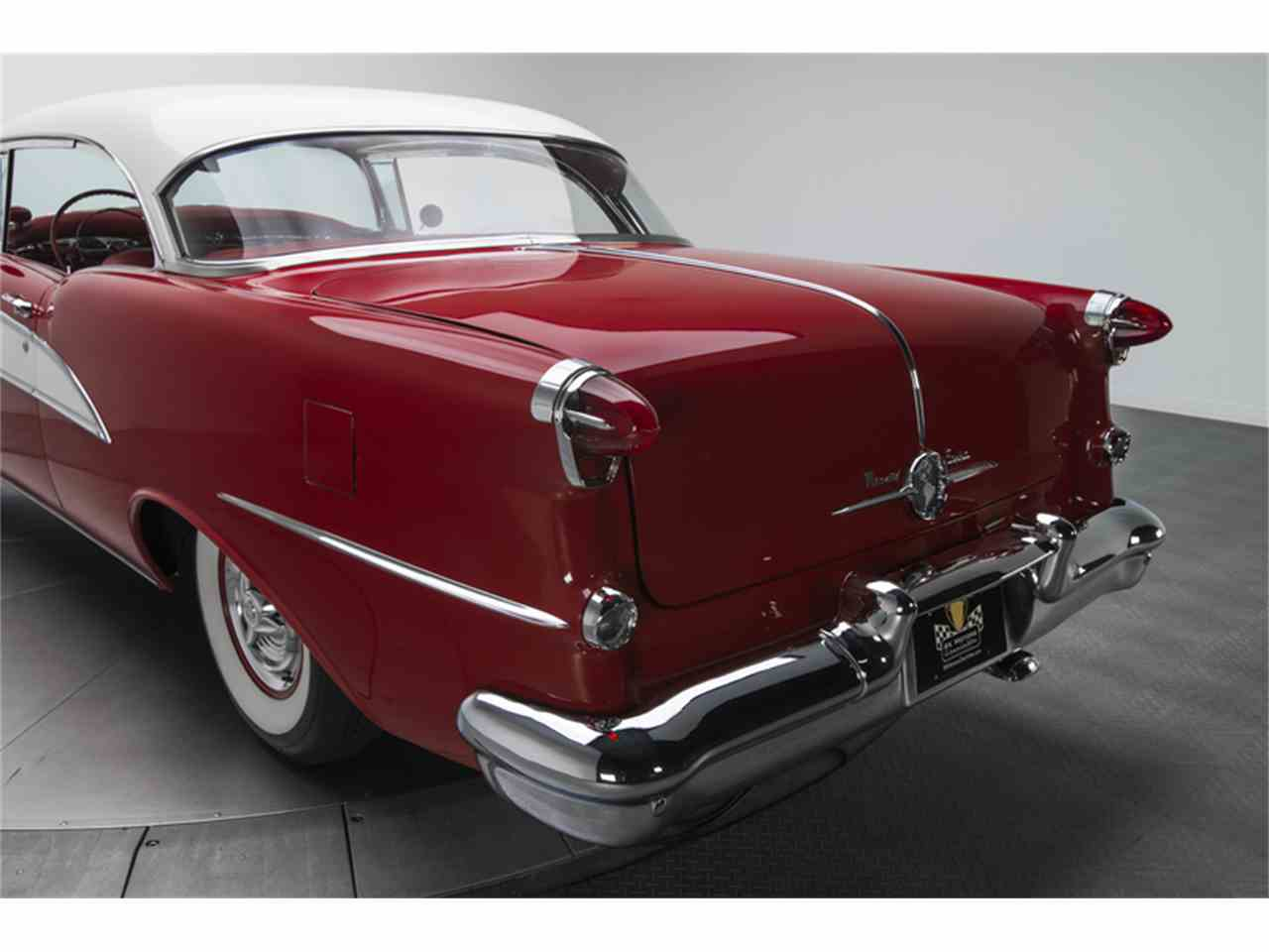 Large Picture of Classic '55 Oldsmobile 98 located in North Carolina - $49,900.00 Offered by RK Motors Charlotte - JM8T