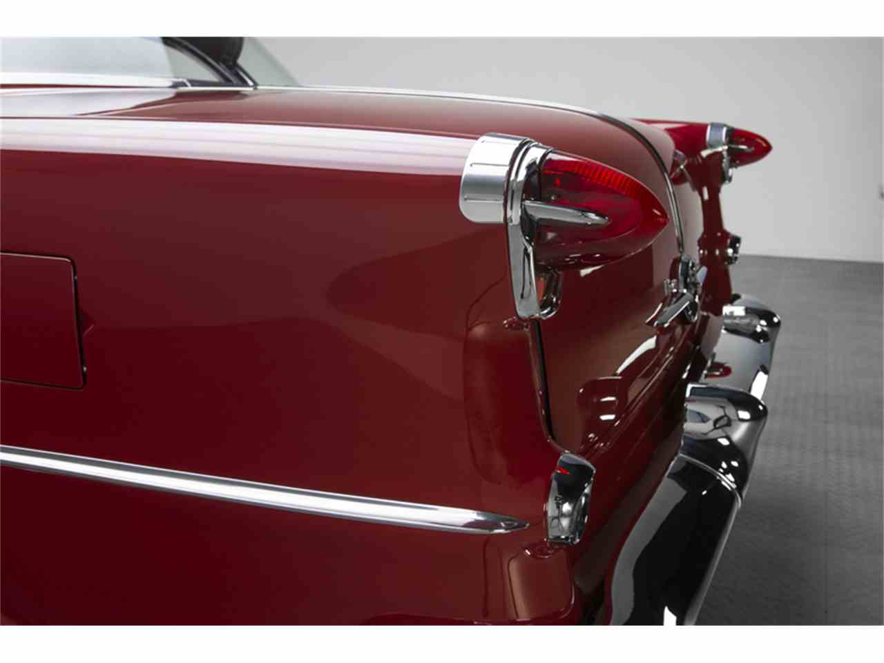 Large Picture of '55 Oldsmobile 98 located in Charlotte North Carolina - $49,900.00 - JM8T
