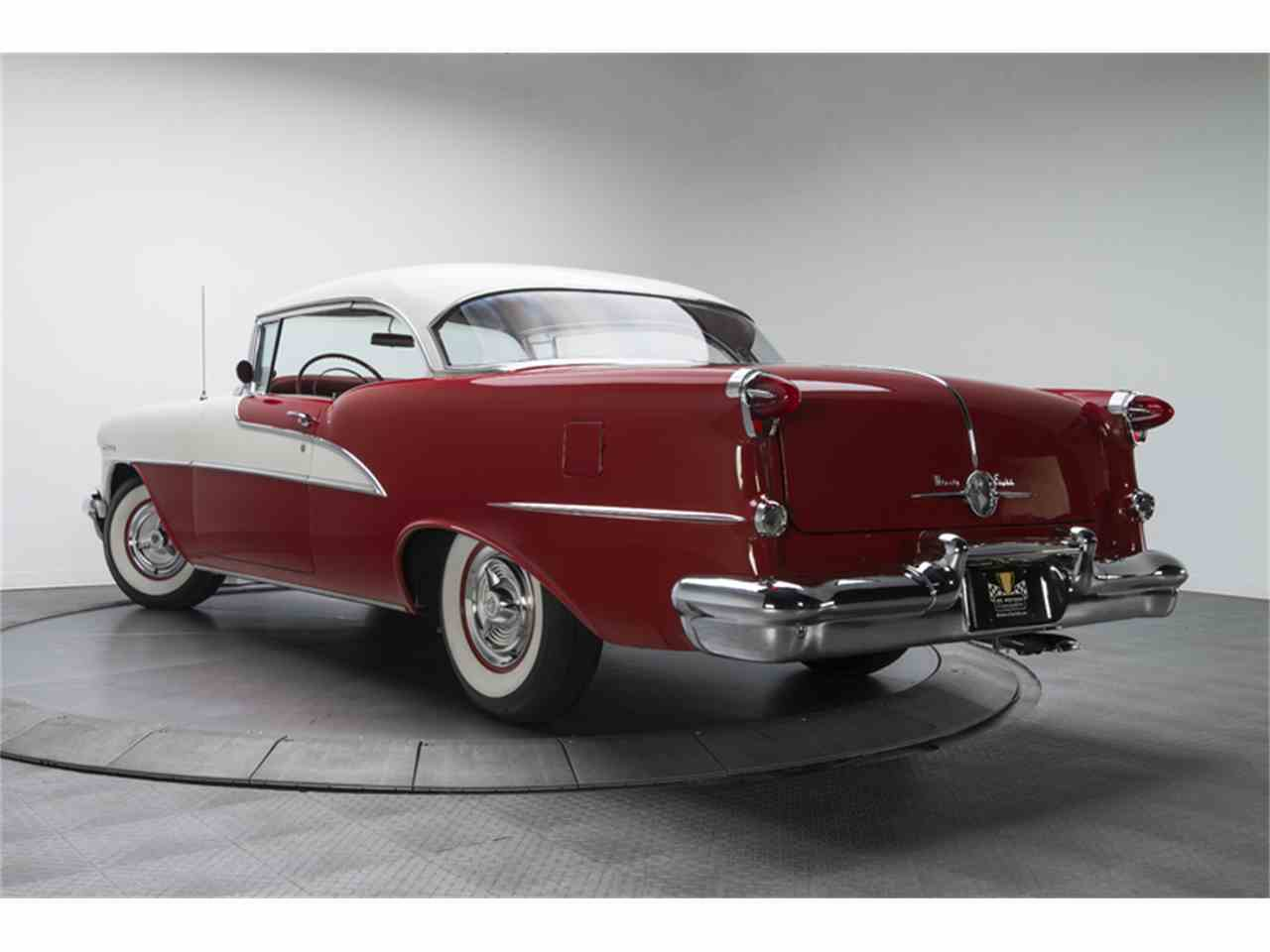 Large Picture of Classic 1955 Oldsmobile 98 located in North Carolina - $49,900.00 - JM8T
