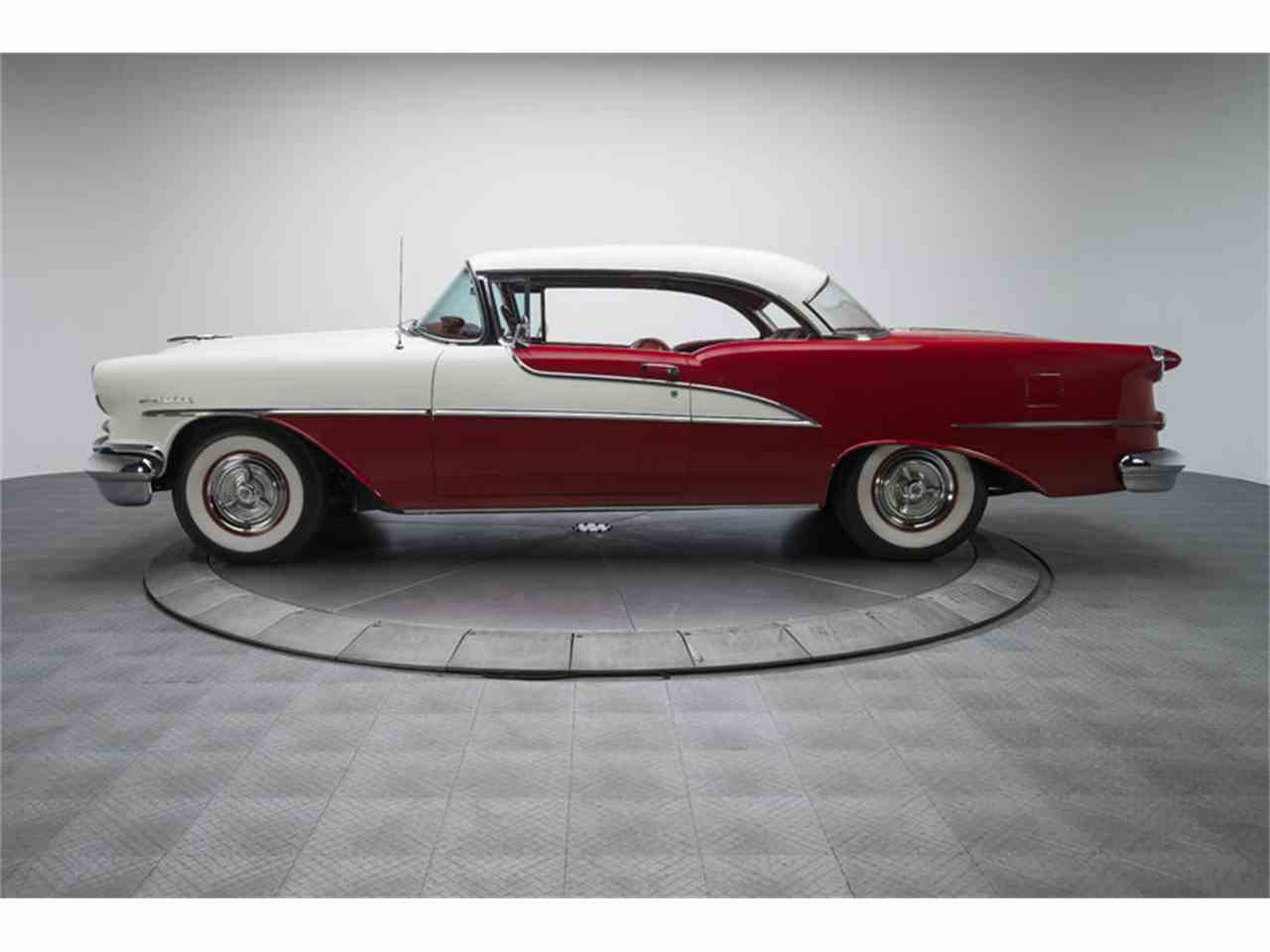 Large Picture of Classic 1955 Oldsmobile 98 Offered by RK Motors Charlotte - JM8T