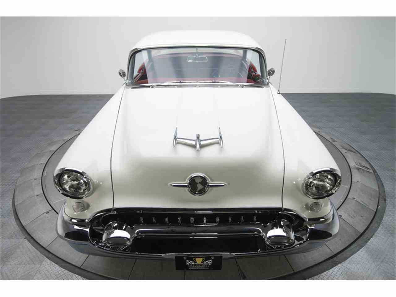 Large Picture of Classic '55 98 located in North Carolina Offered by RK Motors Charlotte - JM8T