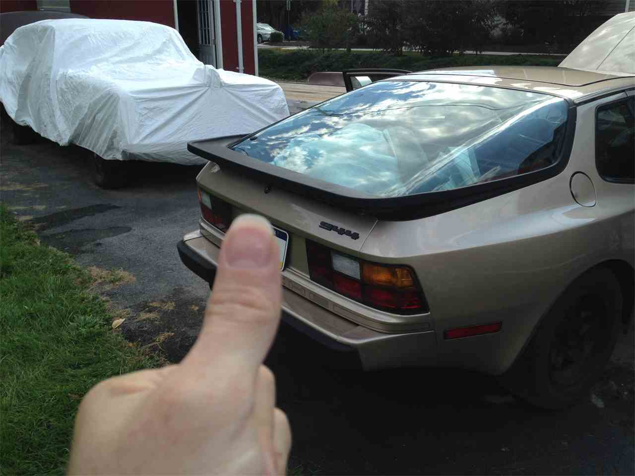 Large Picture of '83 Porsche 944 - $2,900.00 Offered by a Private Seller - JMA0