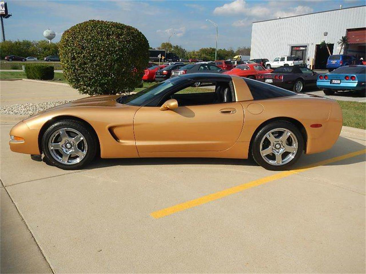 Large Picture of '98 Chevrolet Corvette Offered by Corvette Mike Midwest - JI7B