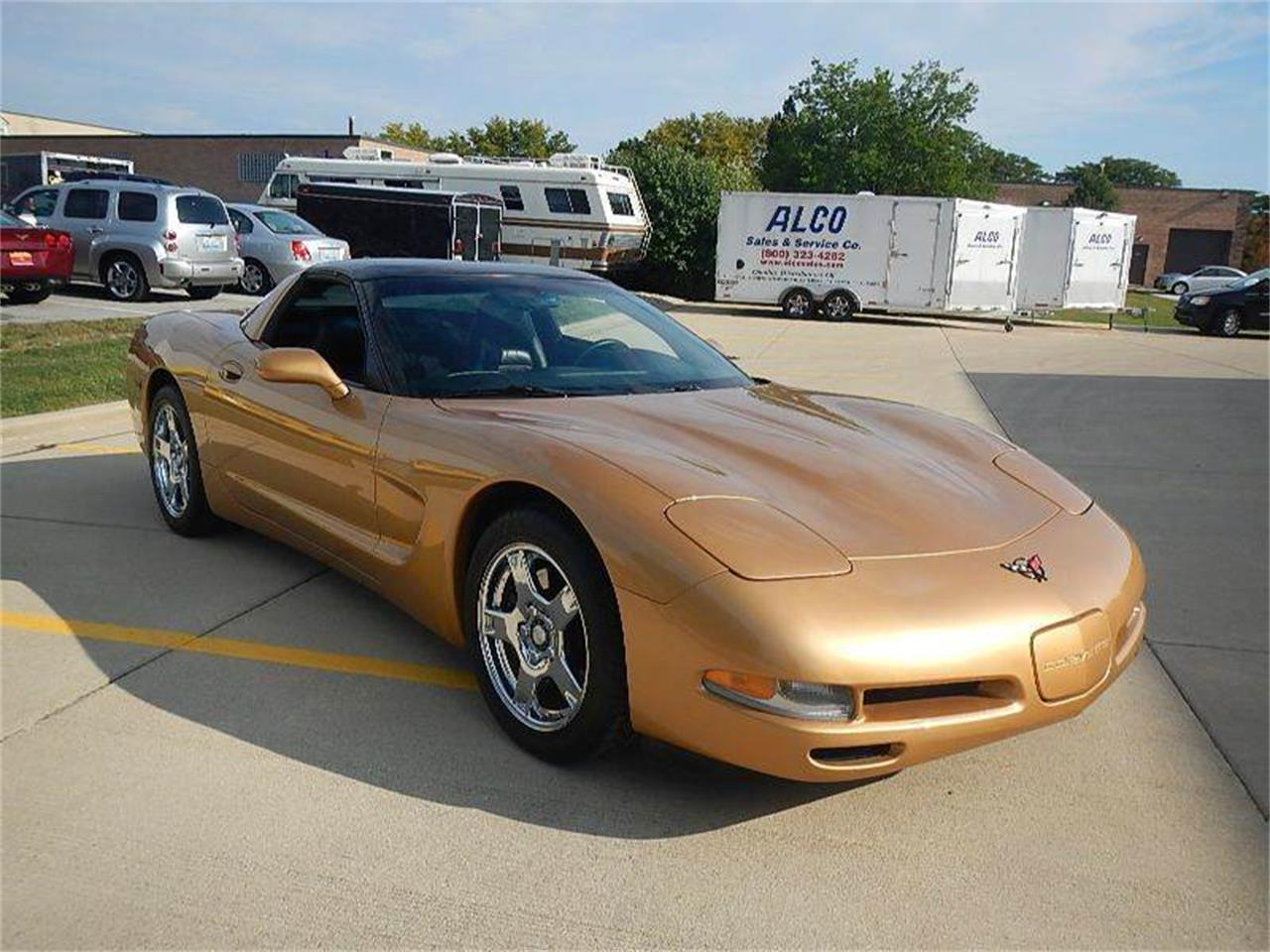 Large Picture of 1998 Corvette Offered by Corvette Mike Midwest - JI7B