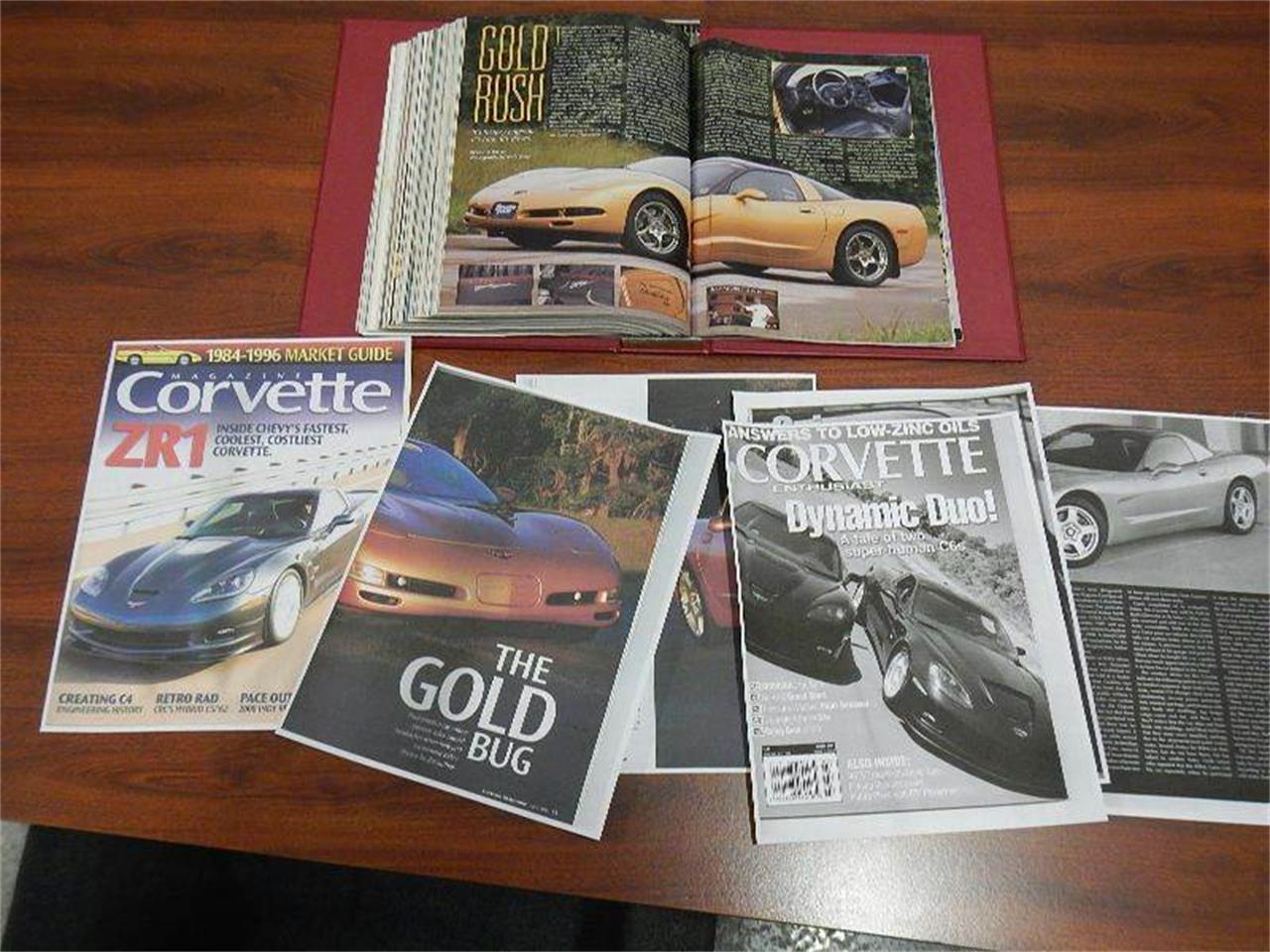 Large Picture of '98 Corvette - JI7B