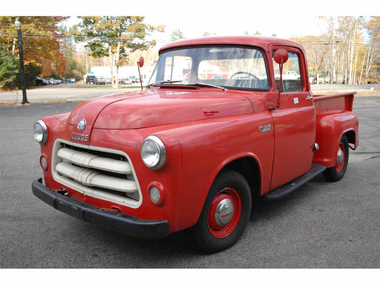 1956 Dodge Pickup for Sale | ClicCars.com | CC-915511
