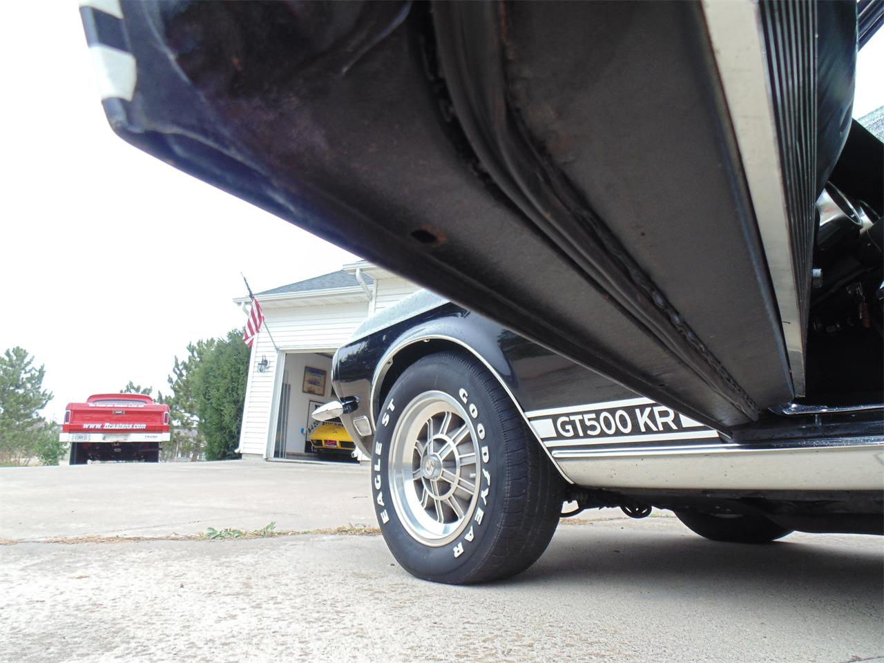 Large Picture of '68 Mustang Shelby 500 KR  - JMF1