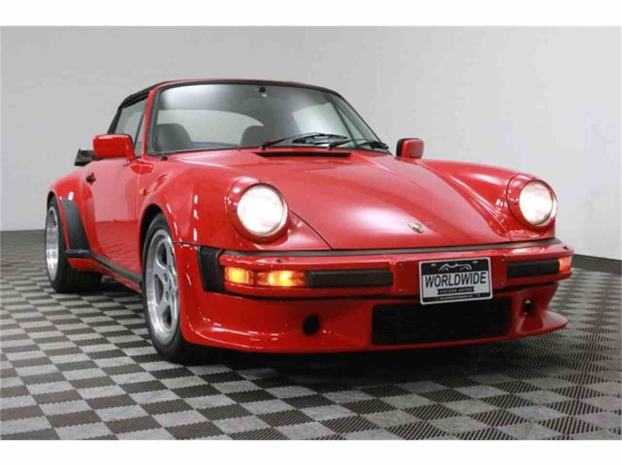 Large Picture of '84 Porsche 911 located in Denver  Colorado - JMG1