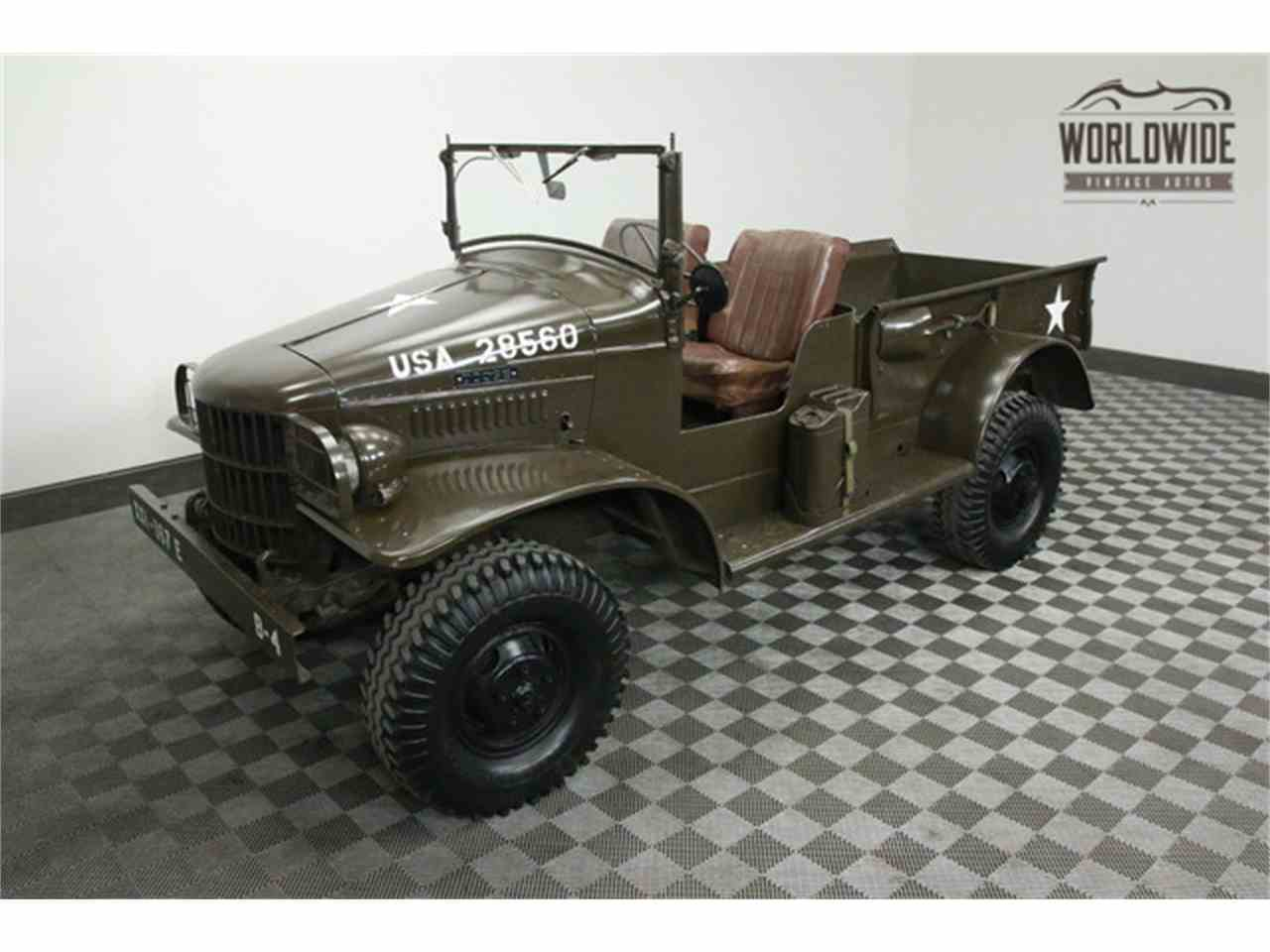 1941 Dodge WC3 for Sale | ClassicCars.com | CC-915591