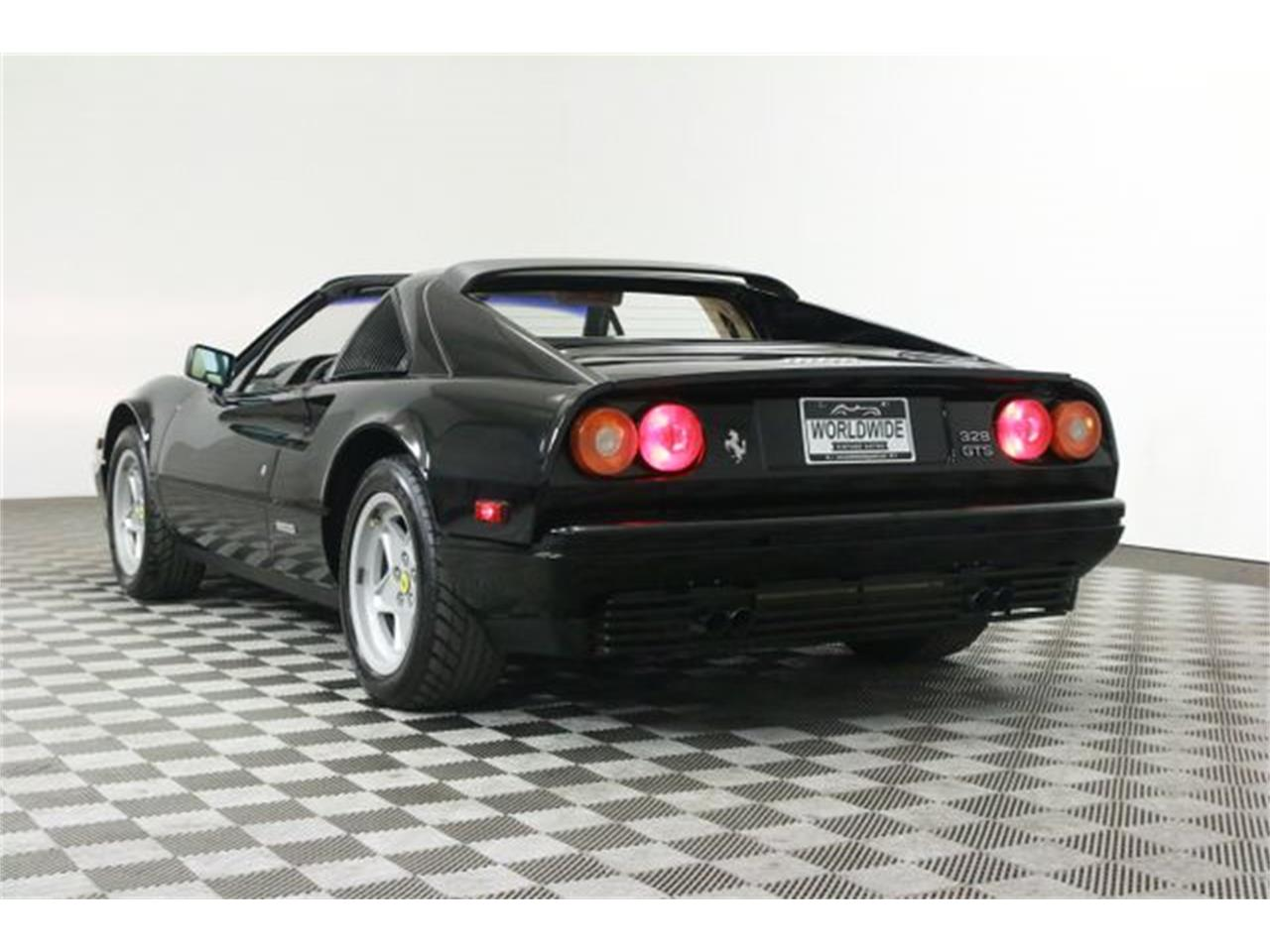 Large Picture of 1987 Ferrari 328 GTS located in Colorado Offered by Worldwide Vintage Autos - JMHC