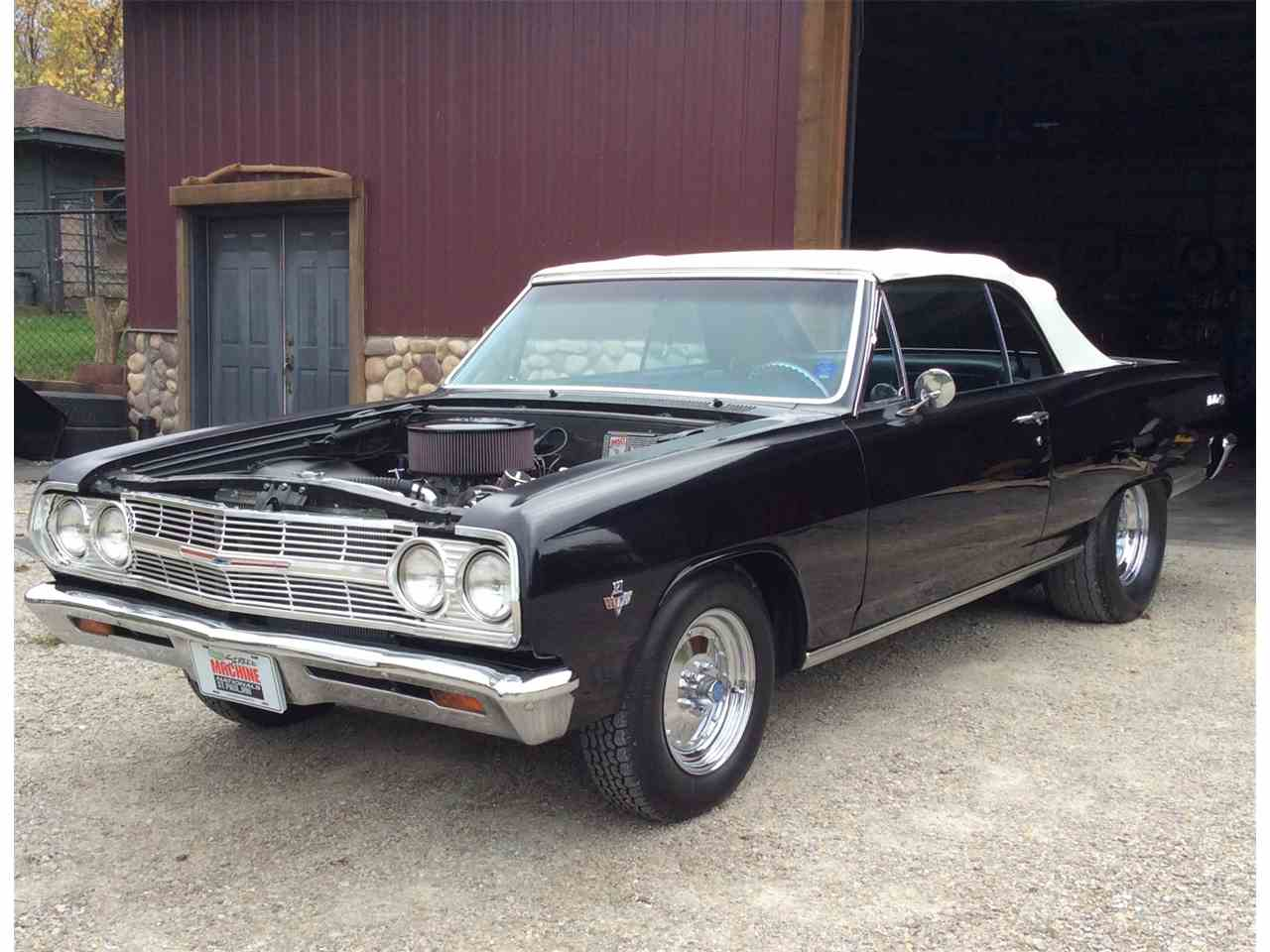 1965 chevrolet chevelle malibu for sale cc 915682. Black Bedroom Furniture Sets. Home Design Ideas