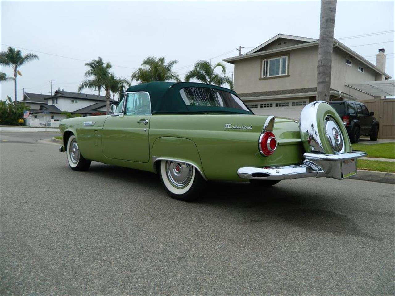 Large Picture of Classic 1956 Thunderbird located in California Offered by Classic Car Marketing, Inc. - JMJP