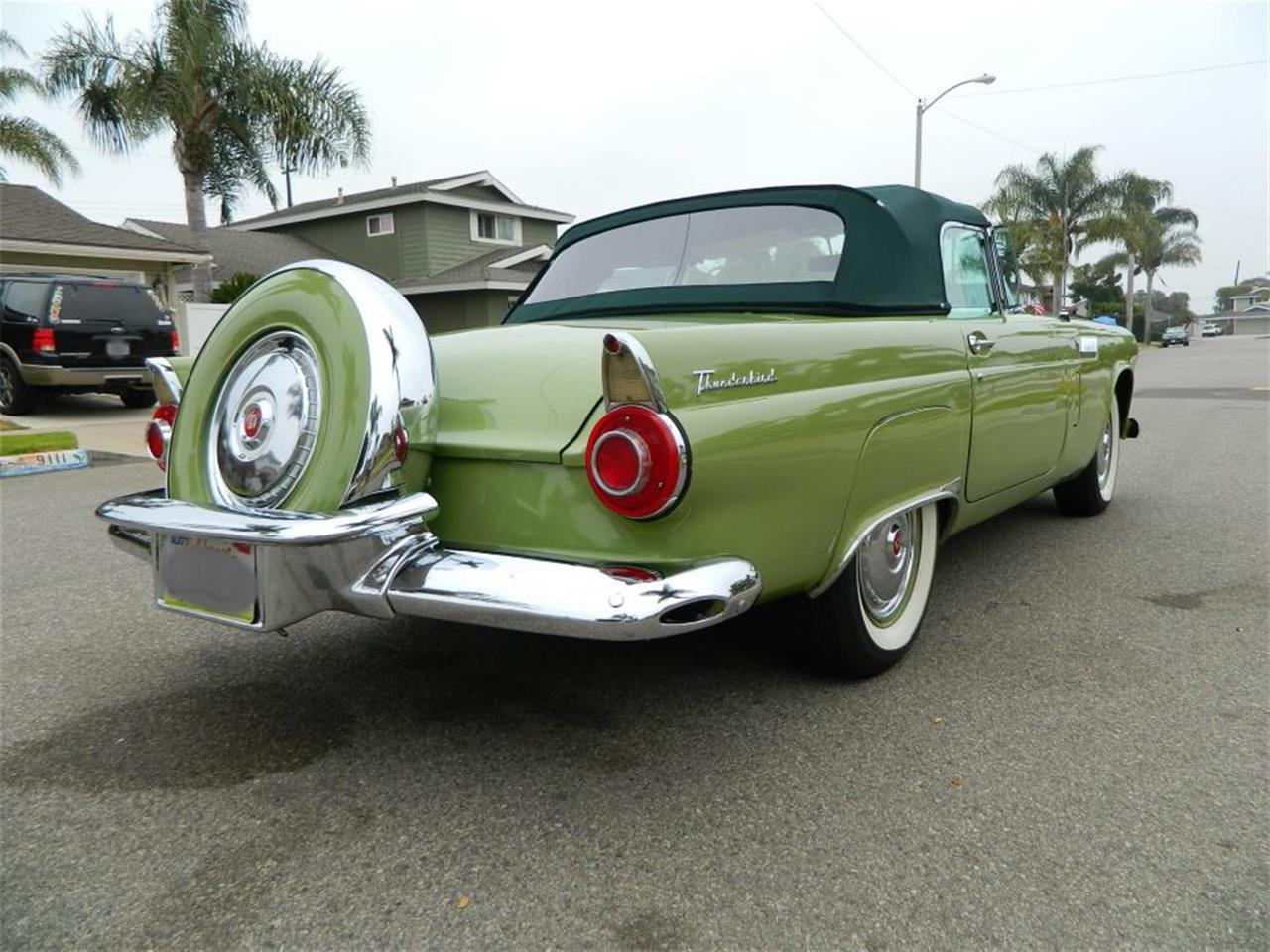 Large Picture of '56 Thunderbird located in California - JMJP