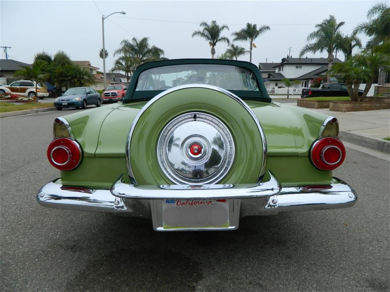 Large Picture of '56 Ford Thunderbird located in California - JMJP