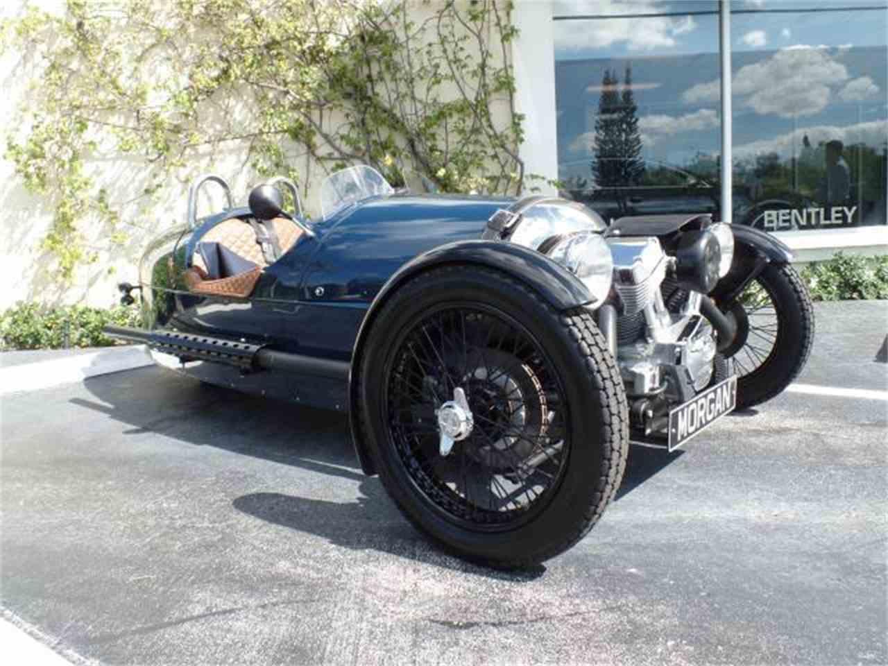 2012 morgan 3 wheeler for sale cc 915713. Black Bedroom Furniture Sets. Home Design Ideas