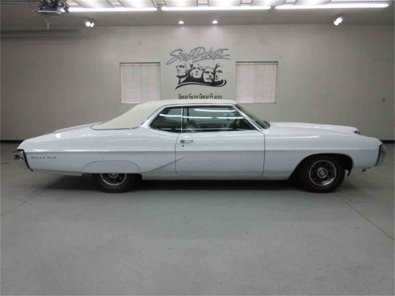 Large Picture of Classic '68 Gr. Prix Offered by Frankman Motor Company - JMLP