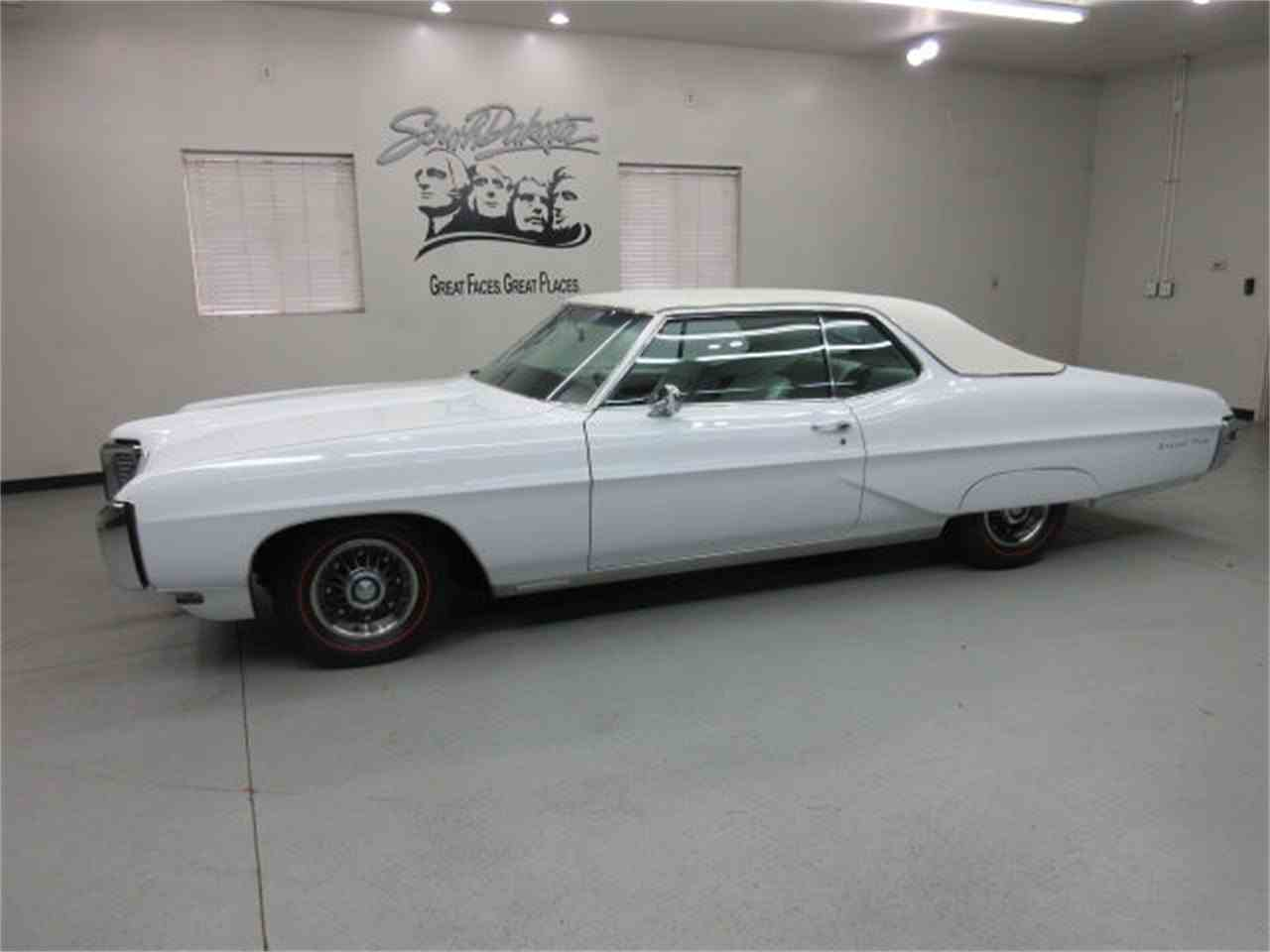 Large Picture of 1968 Pontiac Gr. Prix located in Sioux Falls South Dakota Offered by Frankman Motor Company - JMLP
