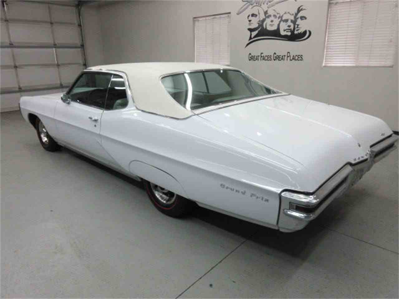 Large Picture of '68 Pontiac Gr. Prix located in South Dakota Offered by Frankman Motor Company - JMLP