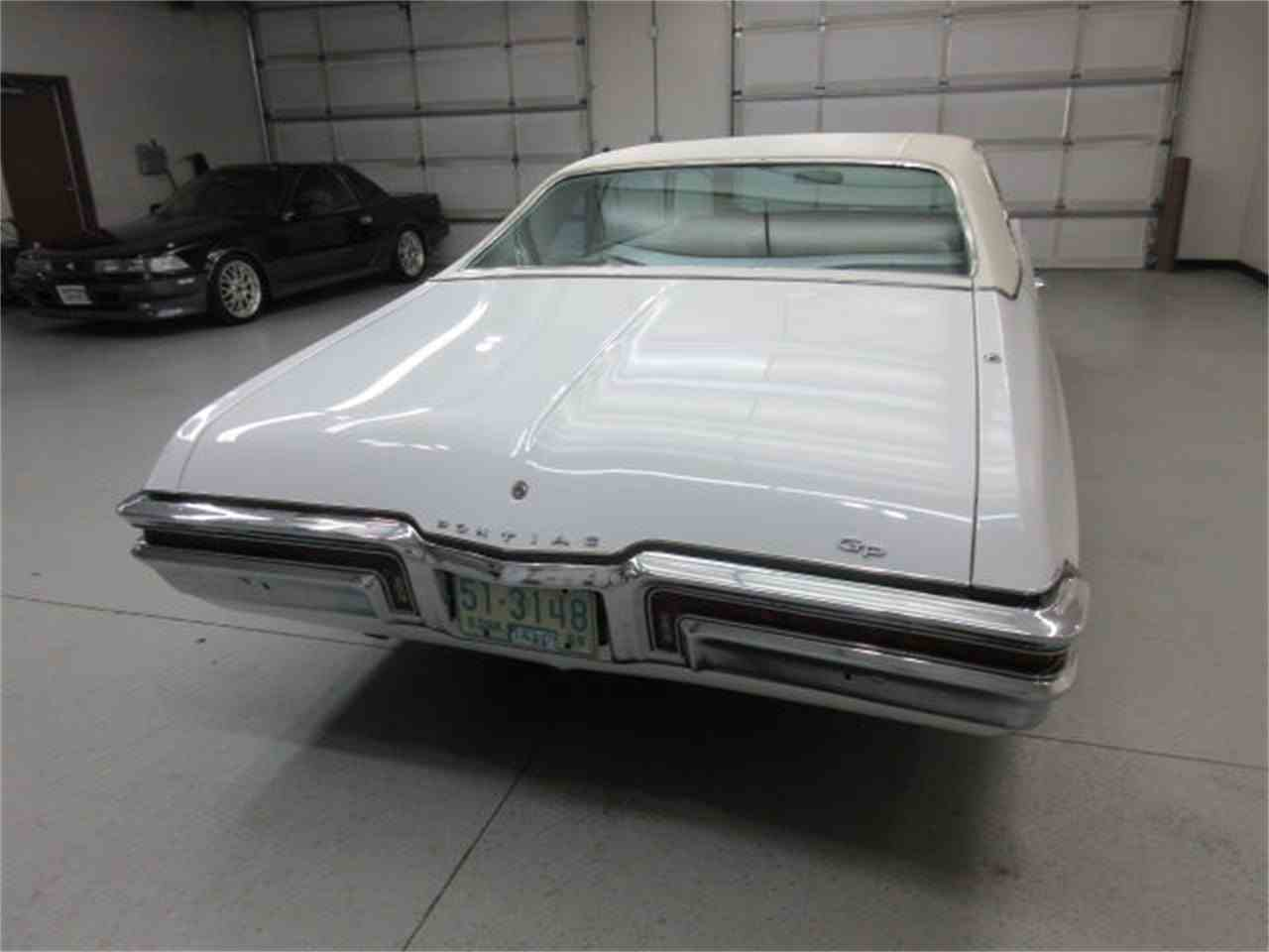Large Picture of Classic 1968 Pontiac Gr. Prix located in South Dakota - $23,975.00 Offered by Frankman Motor Company - JMLP