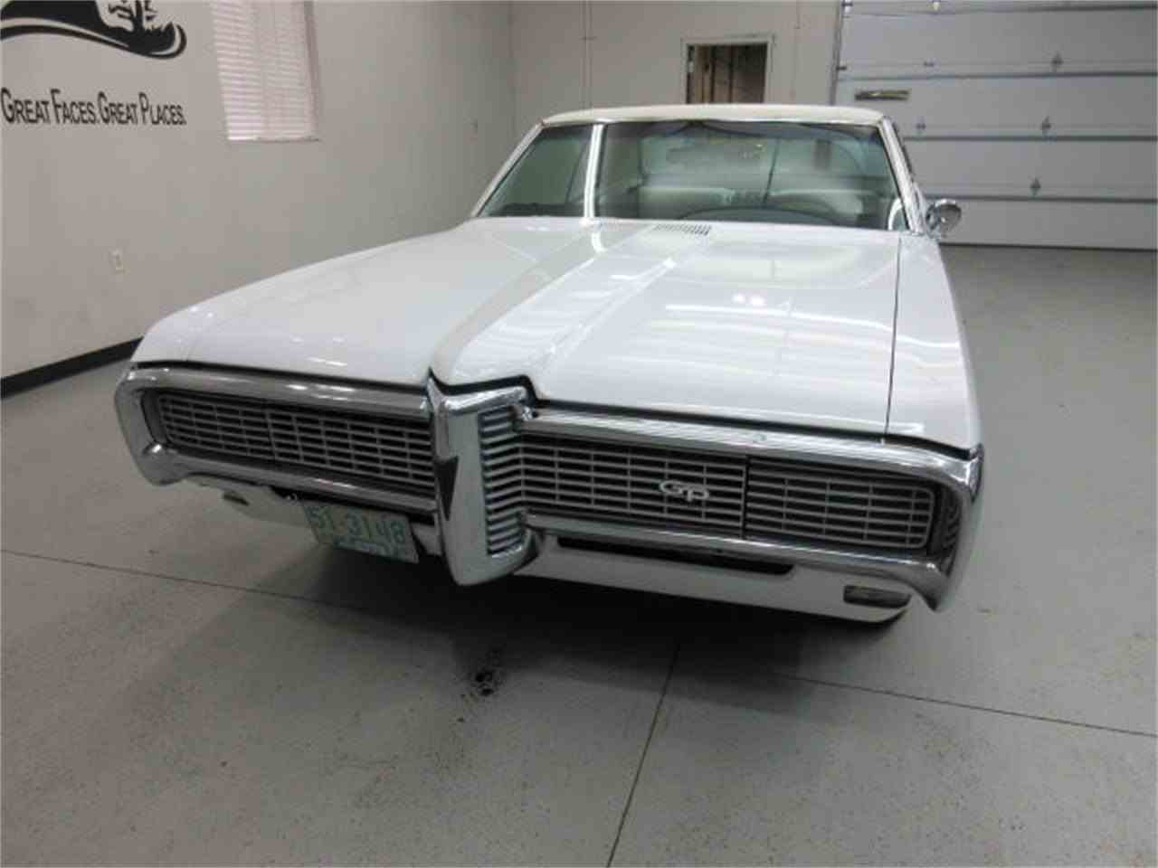 Large Picture of Classic 1968 Pontiac Gr. Prix - $23,975.00 Offered by Frankman Motor Company - JMLP