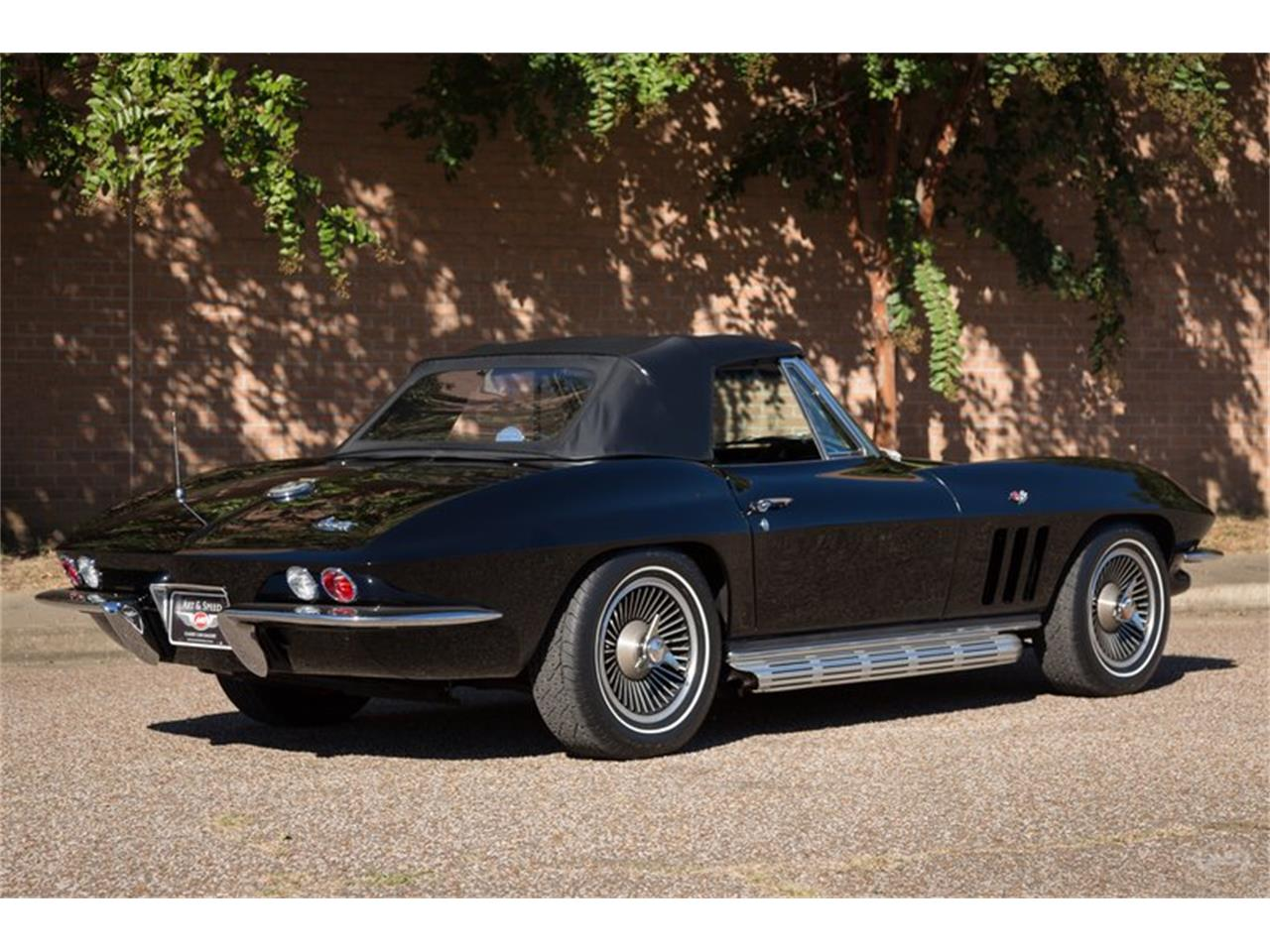 Large Picture of 1966 Corvette located in Tennessee Offered by Art & Speed - JMLY