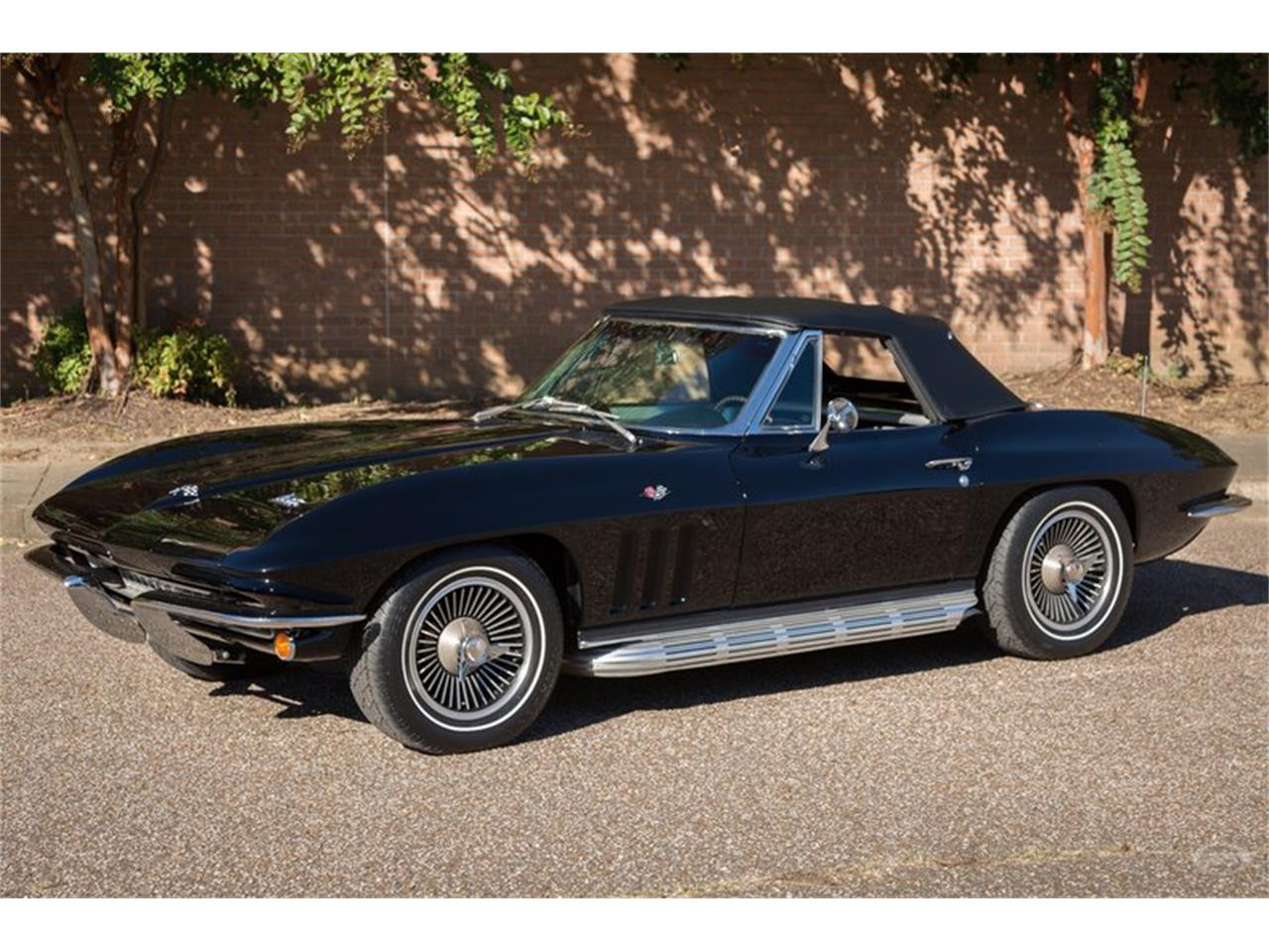 Large Picture of Classic '66 Corvette located in Collierville Tennessee Offered by Art & Speed - JMLY