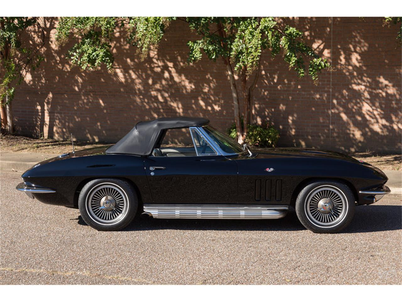 Large Picture of Classic '66 Chevrolet Corvette located in Collierville Tennessee Offered by Art & Speed - JMLY