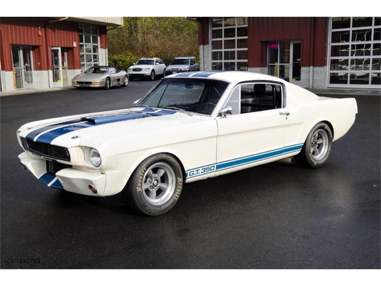 1965 Shelby Gt350 For Sale