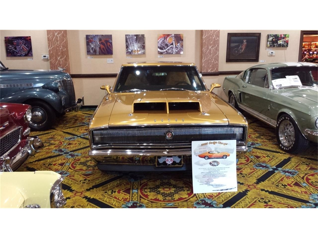 Large Picture of '66 CHARGER - CUSTOM - JMO2