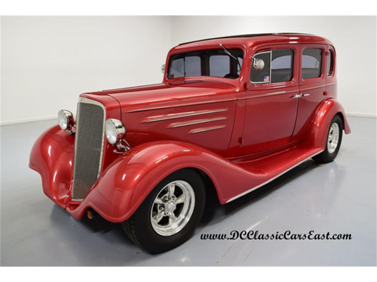 1934 Chevrolet Master Sport Sedan in Mooresville, North Carolina