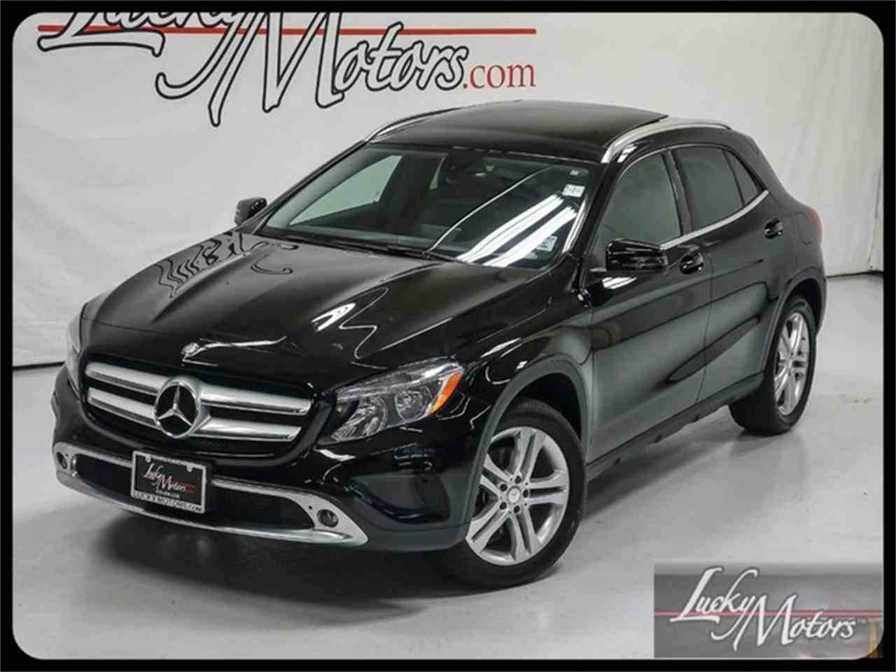 Large Picture of '15 GLA-Class - JIM2