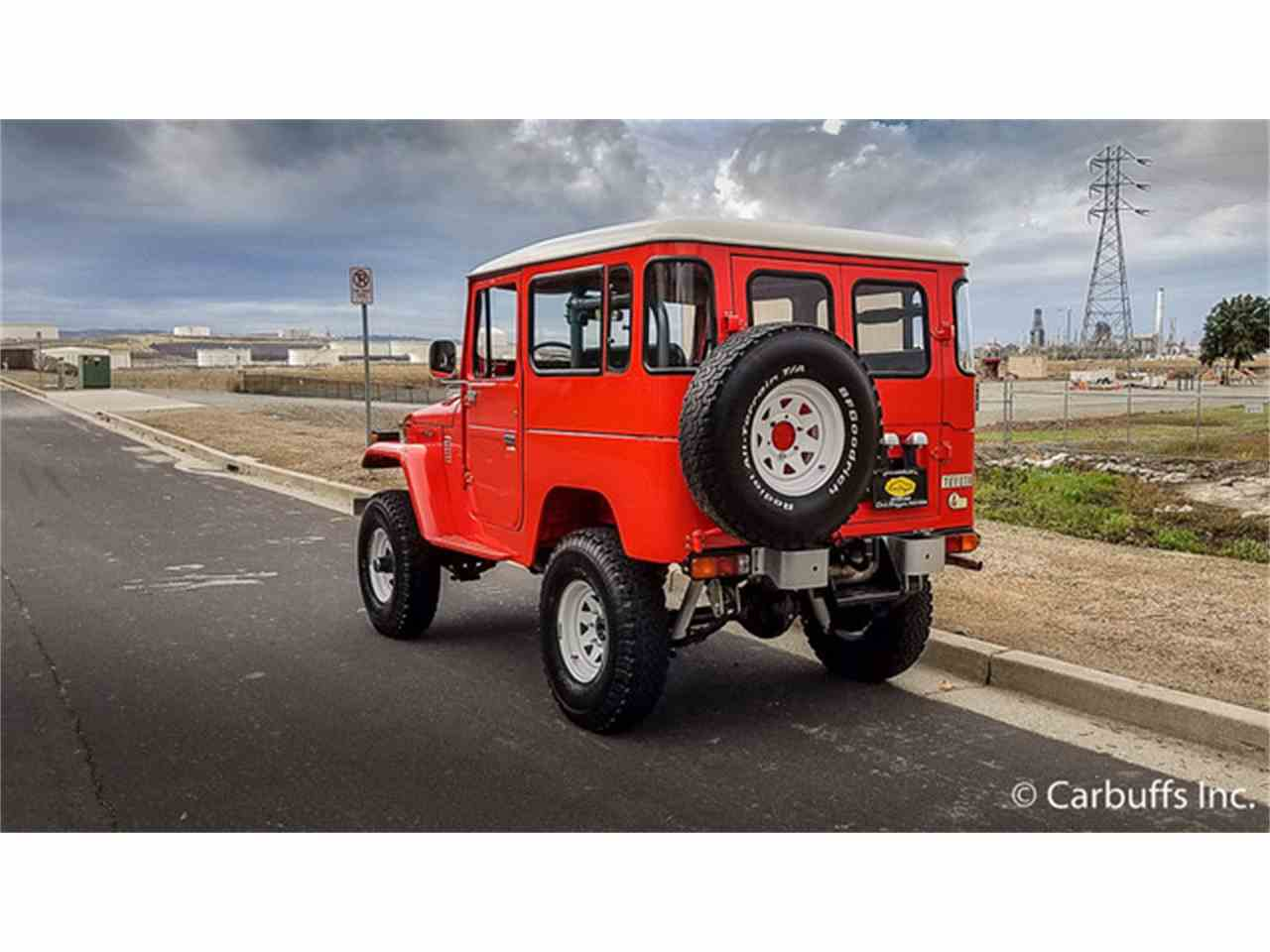 Large Picture of 1977 Toyota Land Cruiser FJ Offered by Carbuffs - JMON