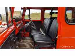 Picture of 1977 Land Cruiser FJ located in Concord California Offered by Carbuffs - JMON