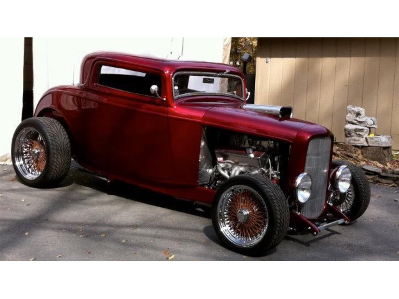 Large Picture of '32 3-Window Coupe - JMPG