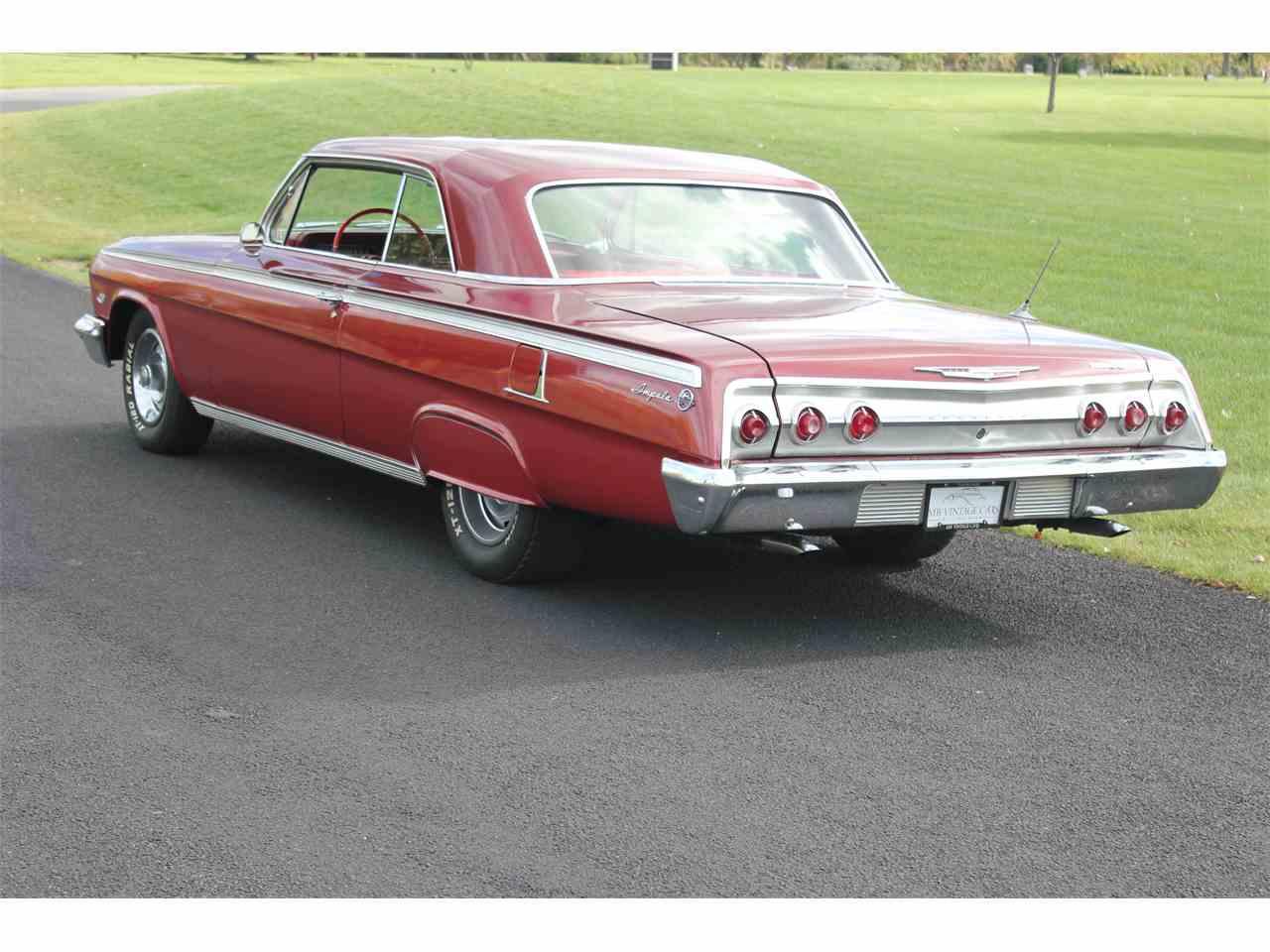 Large Picture of '62 Impala SS - JMPU