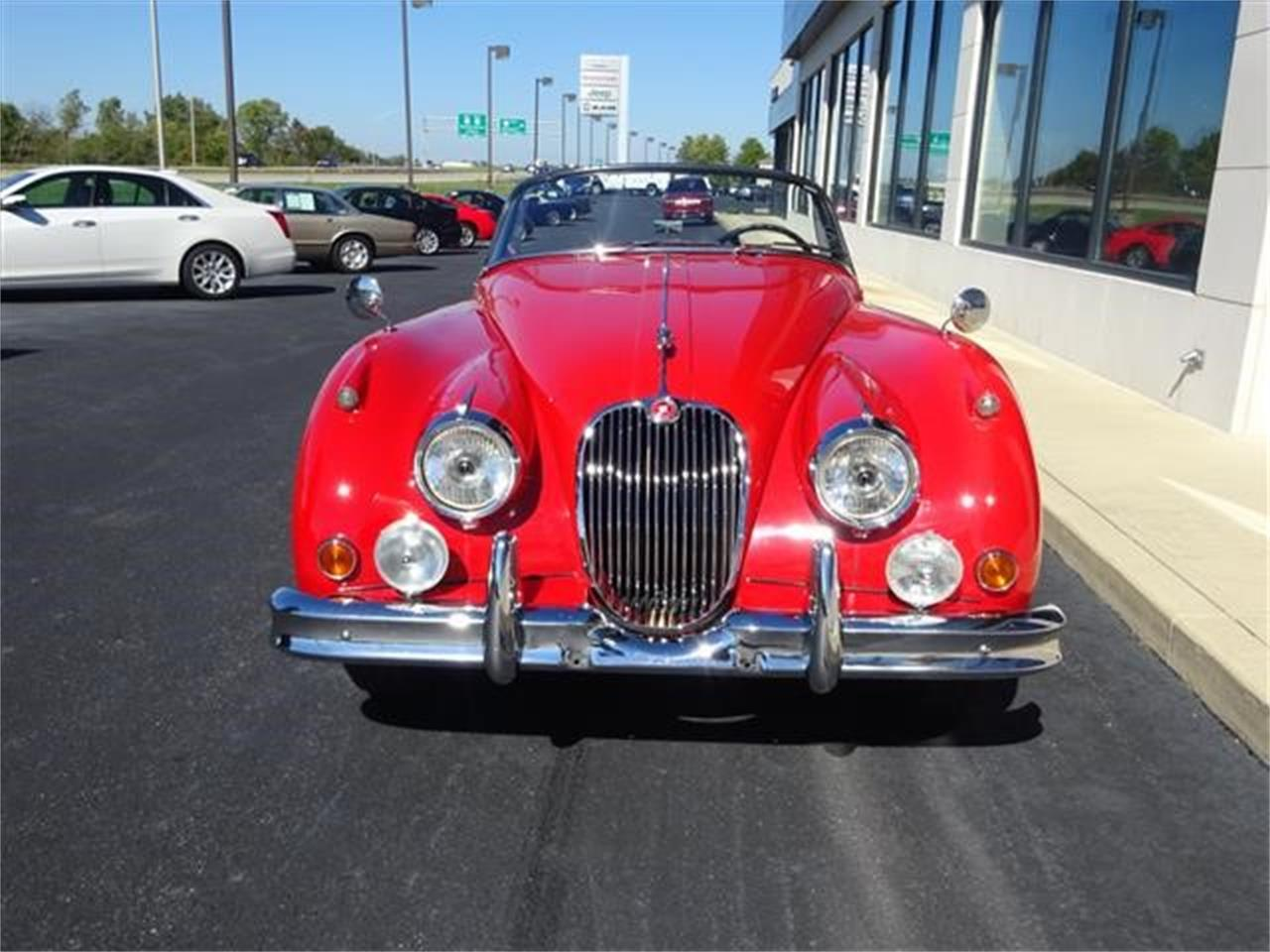 Large Picture of '59 XK - JIMN