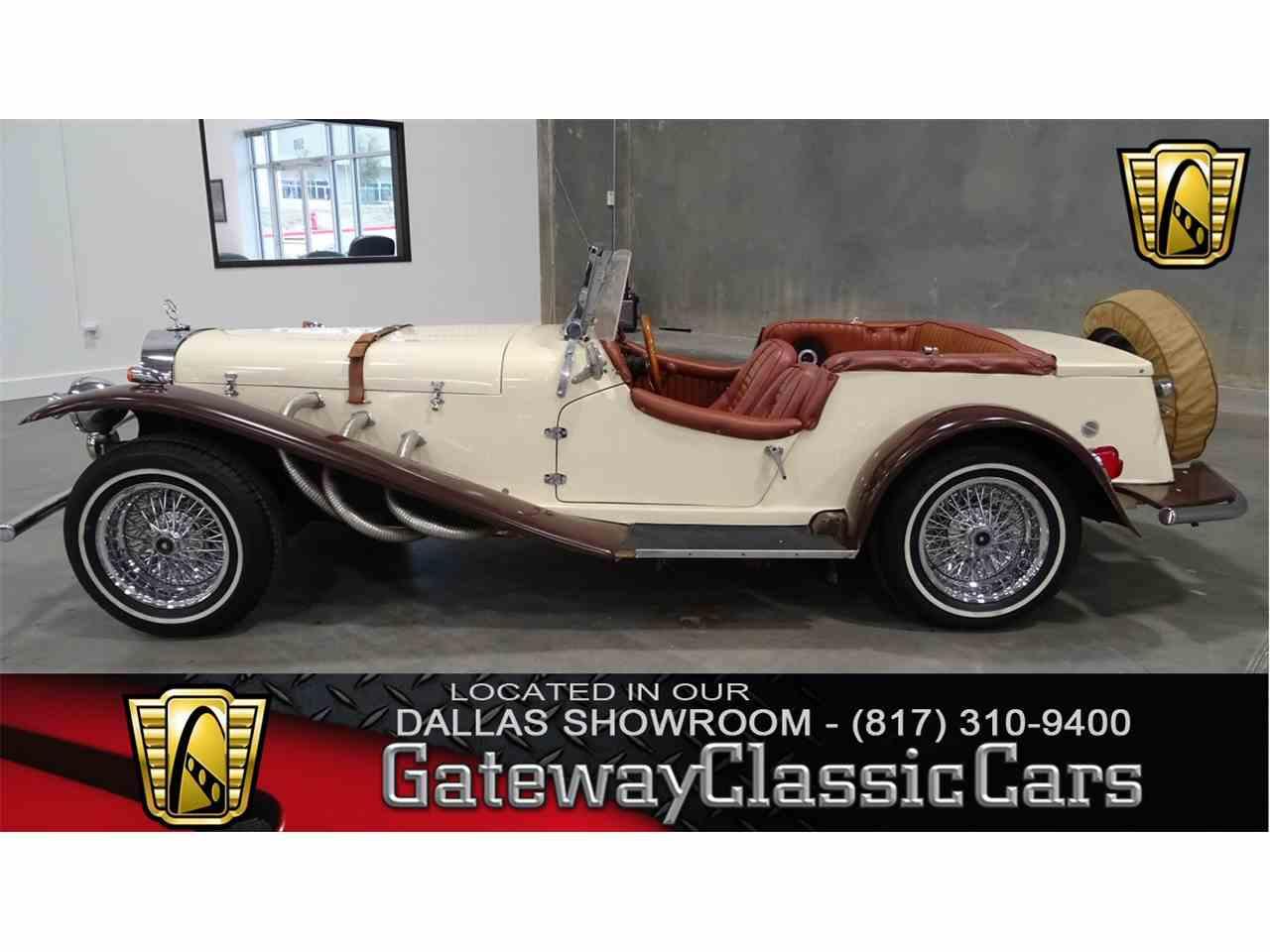 1929 Mercedes-Benz Gazelle (Replica) for Sale | ClassicCars.com | CC ...