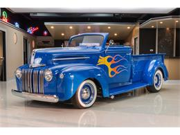 Picture of '47 Pickup located in Plymouth Michigan Offered by Vanguard Motor Sales - JIQ0
