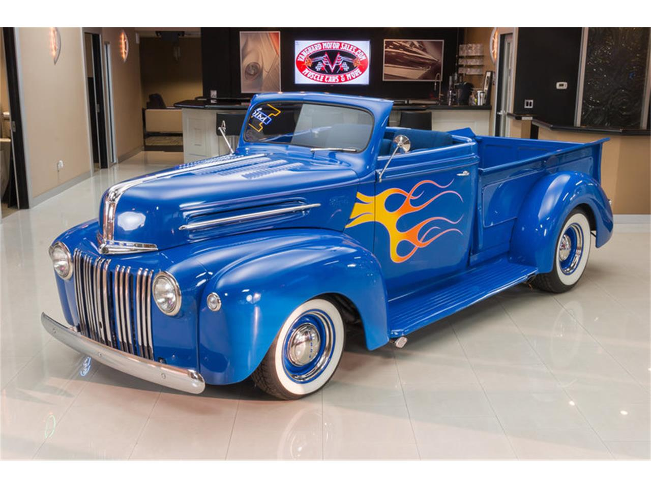 Large Picture of 1947 Pickup Offered by Vanguard Motor Sales - JIQ0