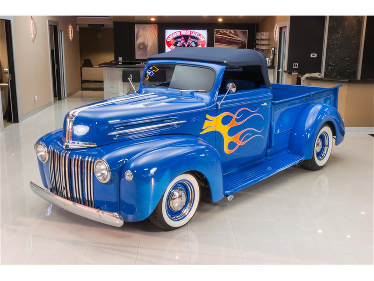 Large Picture of Classic 1947 Pickup located in Michigan Offered by Vanguard Motor Sales - JIQ0