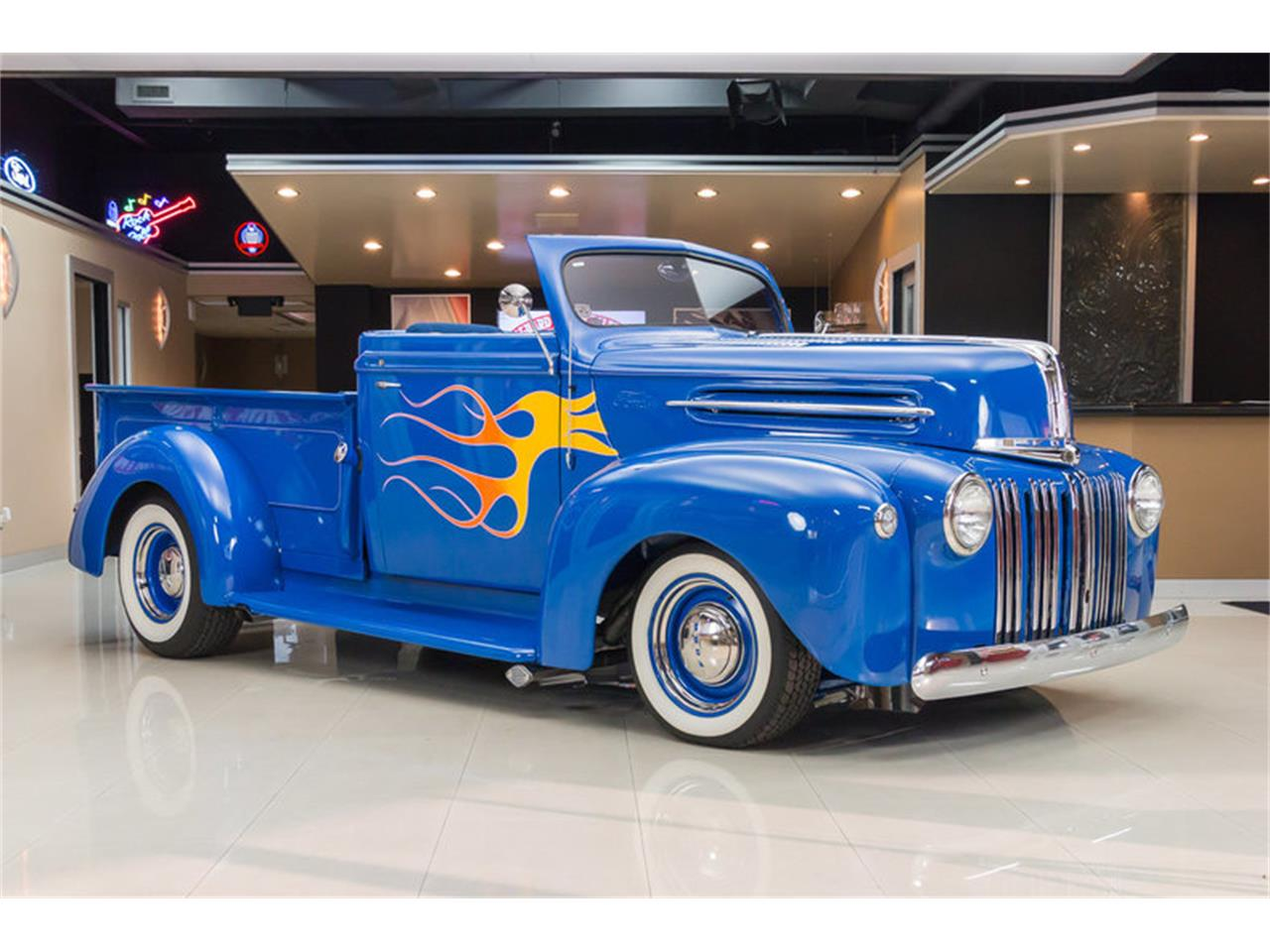Large Picture of 1947 Pickup - $34,900.00 Offered by Vanguard Motor Sales - JIQ0