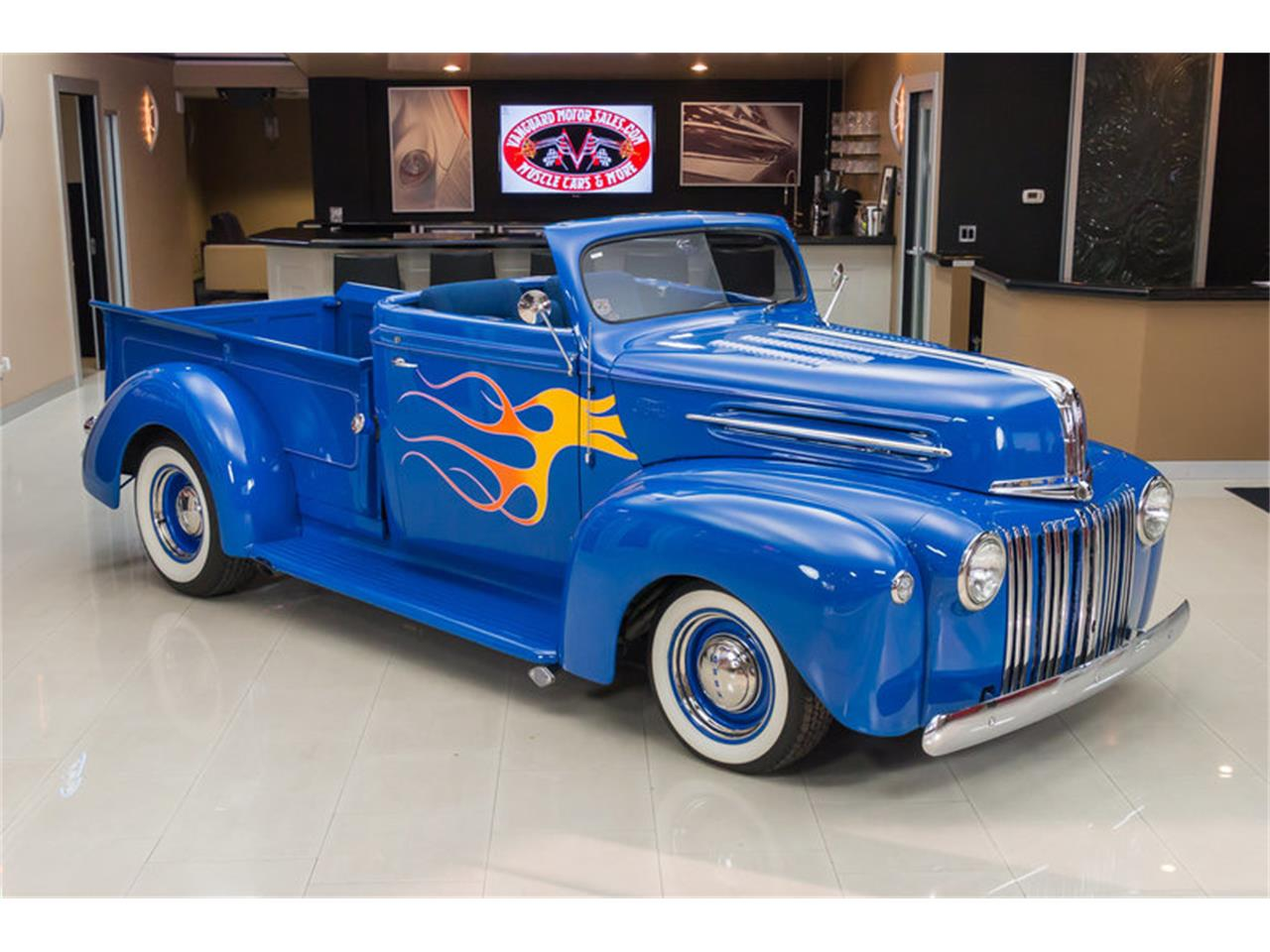 Large Picture of 1947 Ford Pickup - $34,900.00 - JIQ0